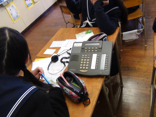 コールセンター体験